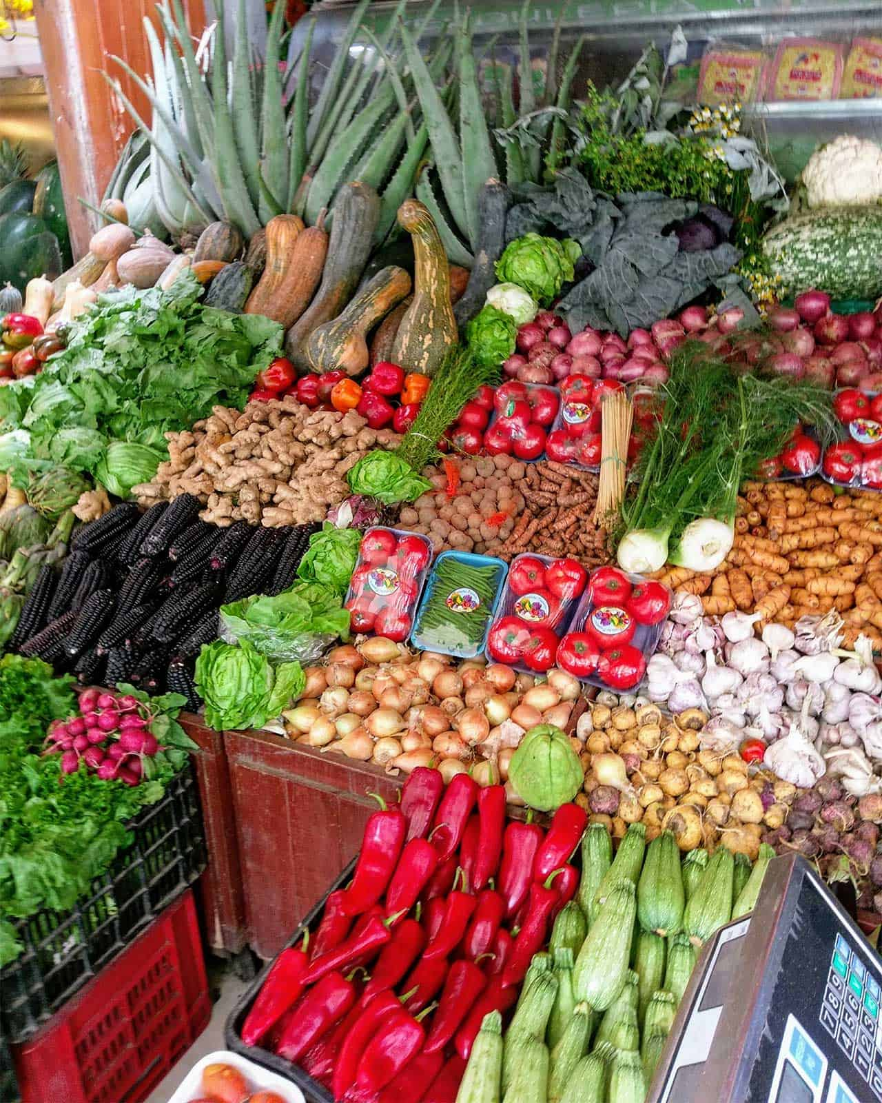 World Vegetarian Day – My thoughts on why we should all eat less meat