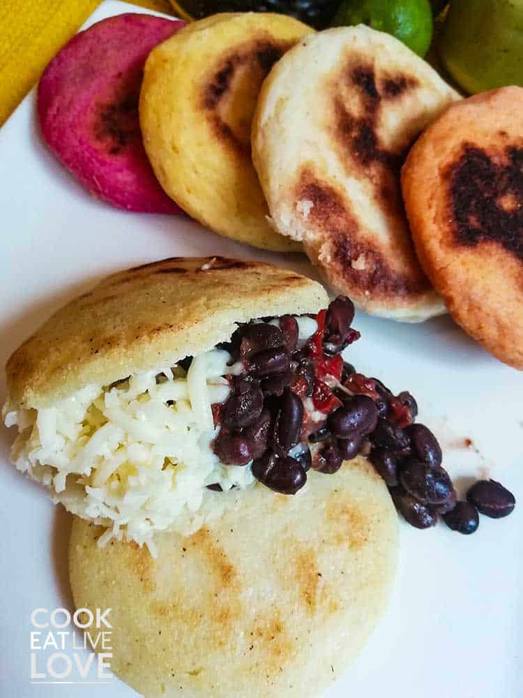 Learning to Make Venezuelan Arepas