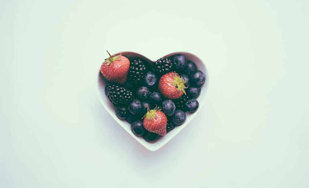 Eat your way to a healthier heart