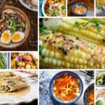 Collage of recipe photos in post.