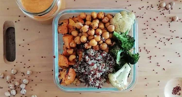 Mix and Match Meal Prep Made Easy