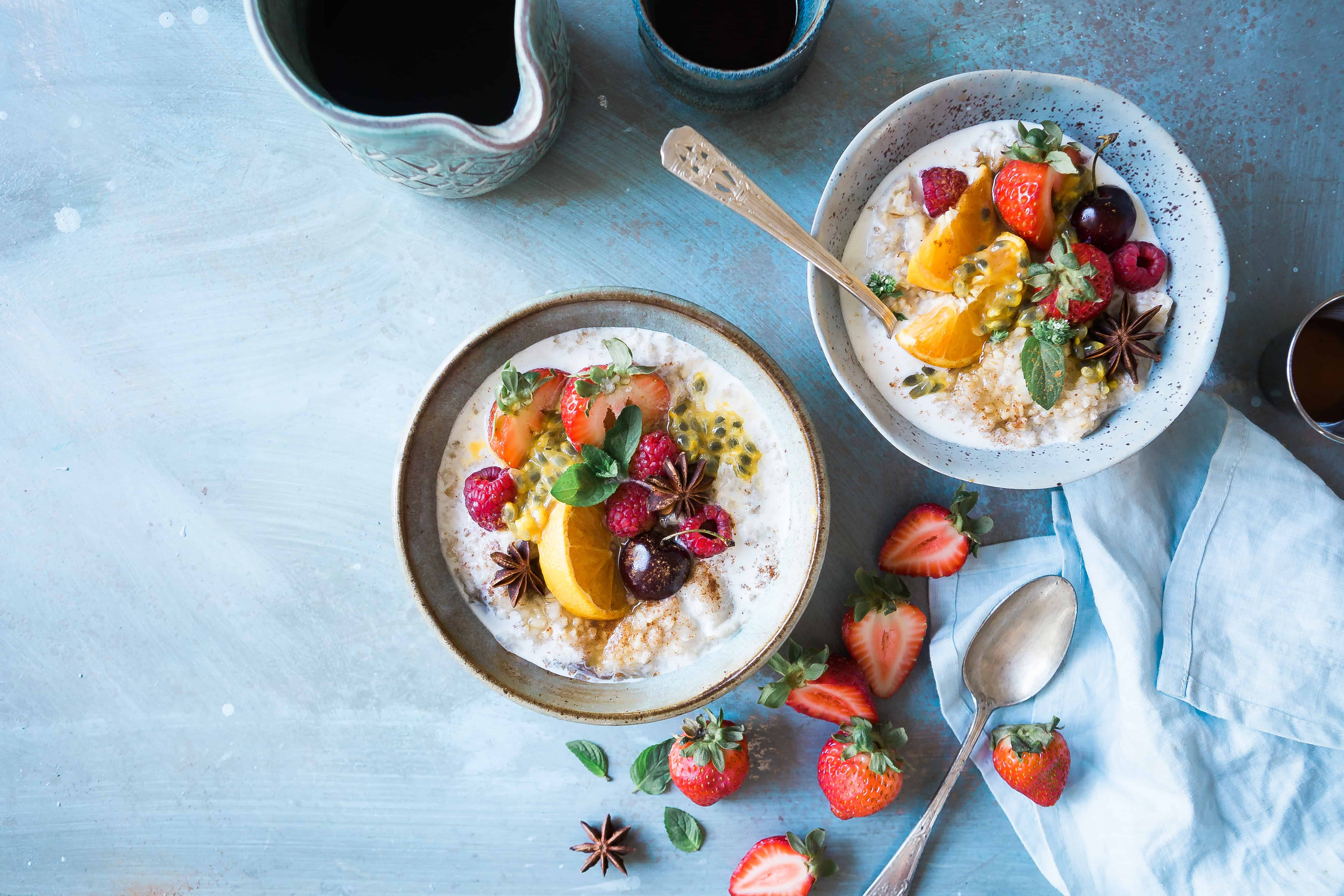 Healthy breakfast tips and Ideas to get moving in the morning