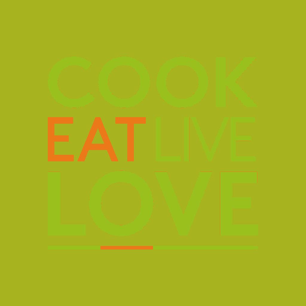 Logo CookEatLiveLove