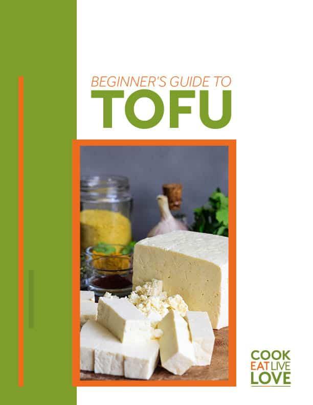 Tofu book cover